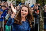 Kate Middleton EPA/DAVE HUNT AUSTRALIA AND NEW ZEALAND OUT
