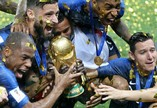 Confira as fotos que marcaram a Copa do Mundo de 2018