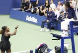 Serena Williams discute com juiz e perde final do US Open
