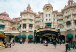 Disney de Paris reabre as portas para visitantes