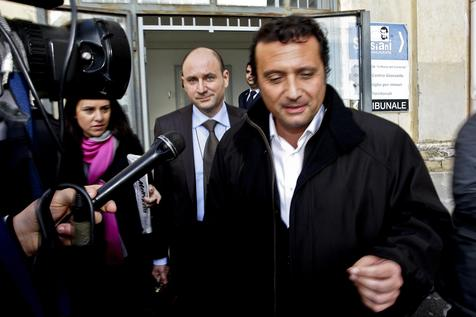 Francesco Schettino (foto: ANSA)