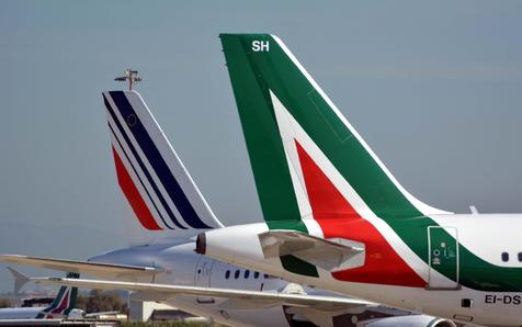 Air France negociava envolvimento no resgate da Alitalia