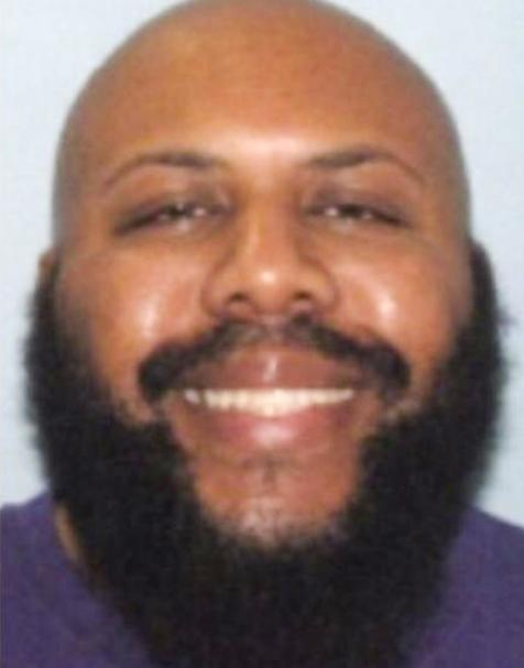 Steve Stephens, 37 anos, assassinou um idoso e transmitiu no Facebook