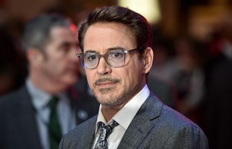 Robert Downey Jr interpretou Tony Stark em