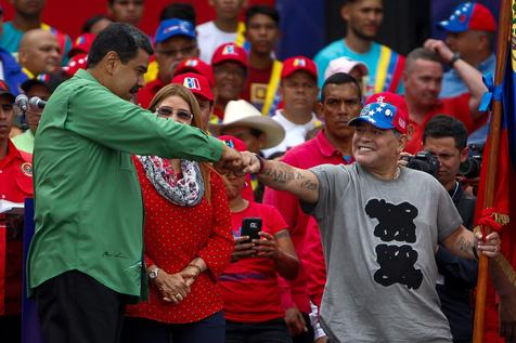 Maduro closes campaign with the promise to solve the economic crisis