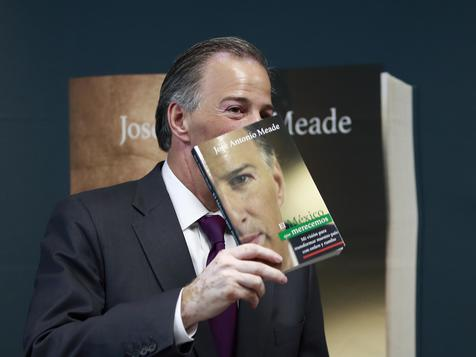 José Antonio Meade, candidato do governo a presidente do México