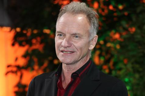 Sting dedicou a música 'The Empty Chair' para os italianos
