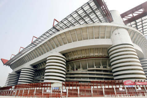 Projetos do Milan e da Inter descartam demolição do San Siro