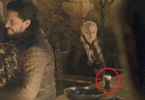 Café da Starbucks aparece em cena de 'Game of Thrones'