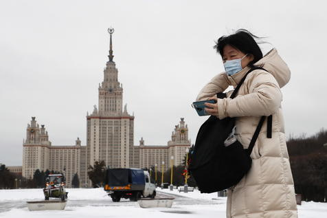 All passenger flights to Moscow from China's Wuhan suspended over coronavirus fears