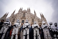Fãs celebram 'Star Wars Day' ao redor do mundo
