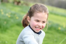 Princesa Charlotte, filha de William e Kate, completa 4 anos